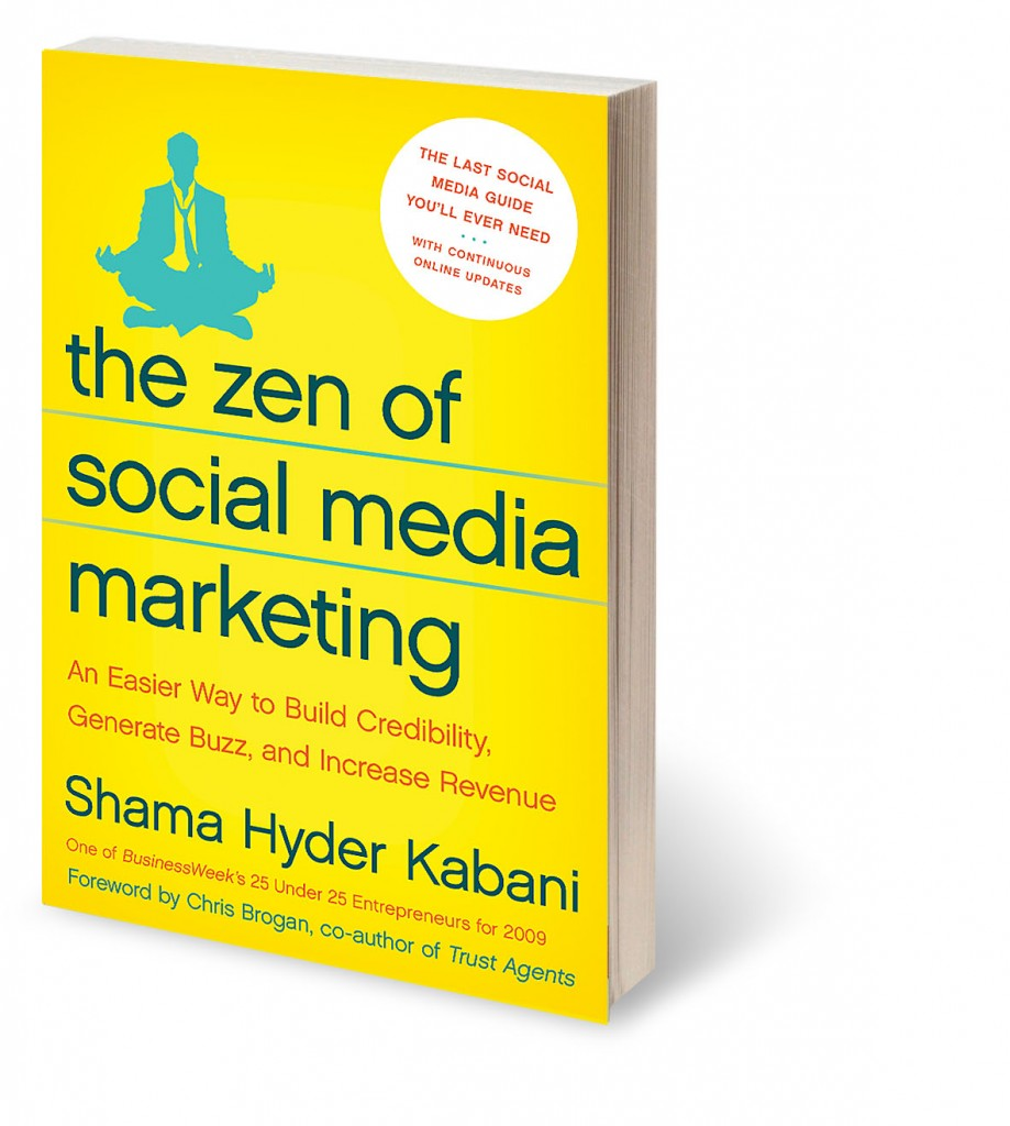 Book: Zen of Social Media Marketing