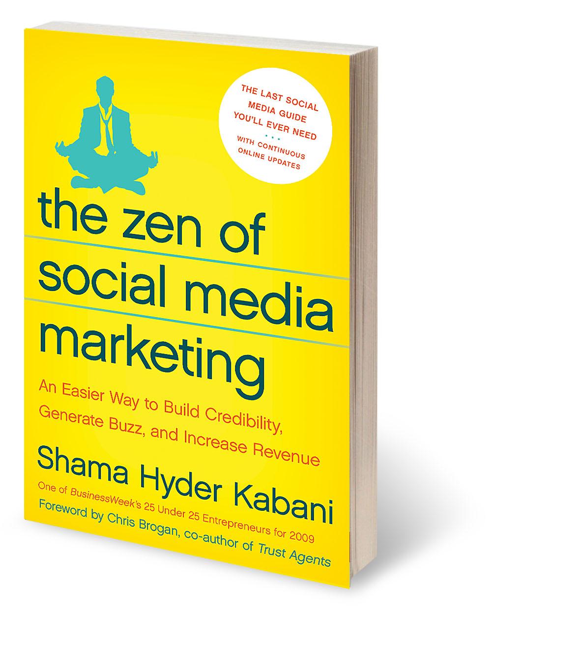 The Zen of Social Media Marketing Book Review