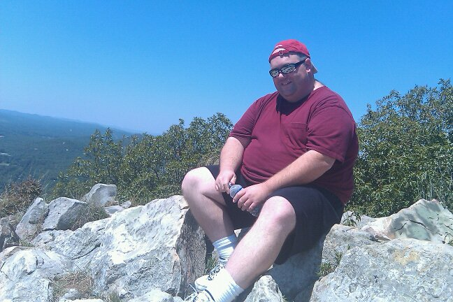 Five things I learned while climbing Pinnacle Mountain
