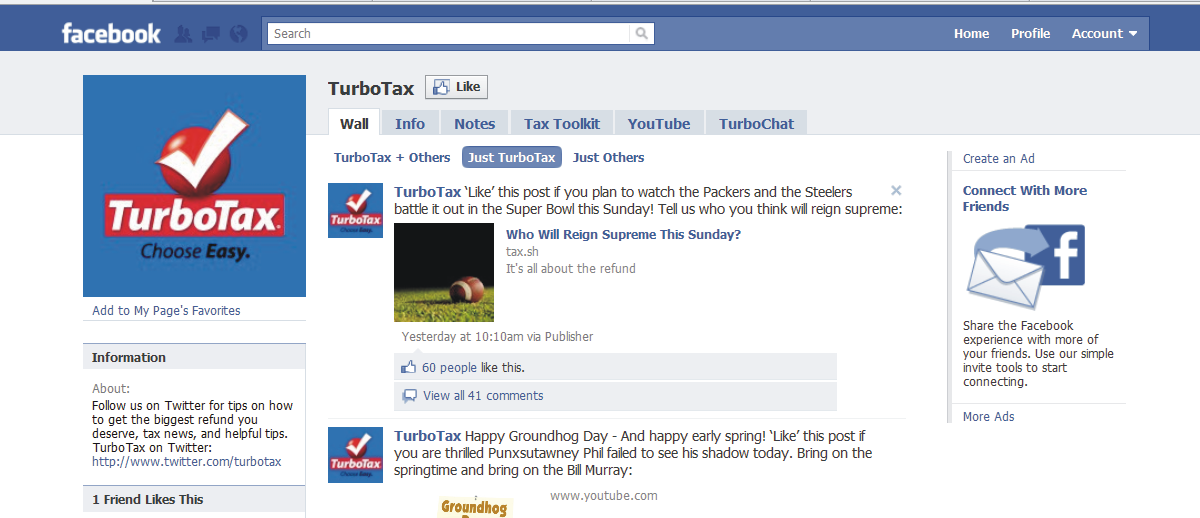 Five Ways TurboTax can use Social Media to Avoid a Nightmare