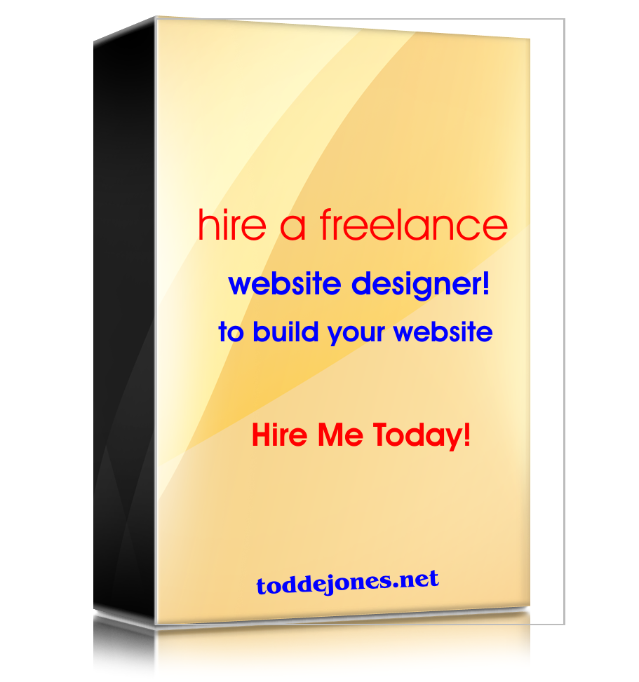 Hire me today!