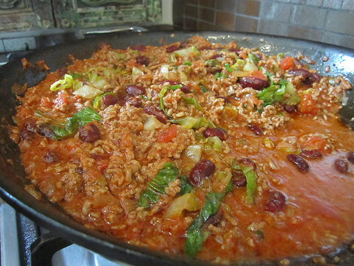 Social Media is like cooking chili, it takes time