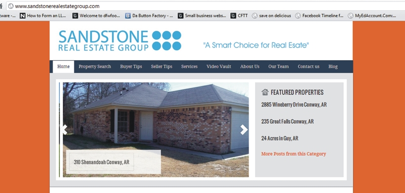 Sandstone Real Estate Group