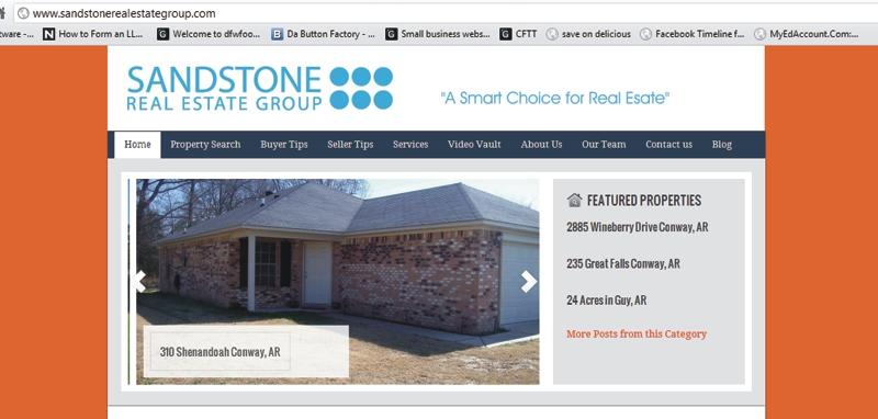 Sandstone Real Estate Group