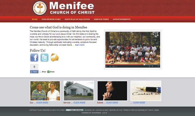 Menifee Church of Christ