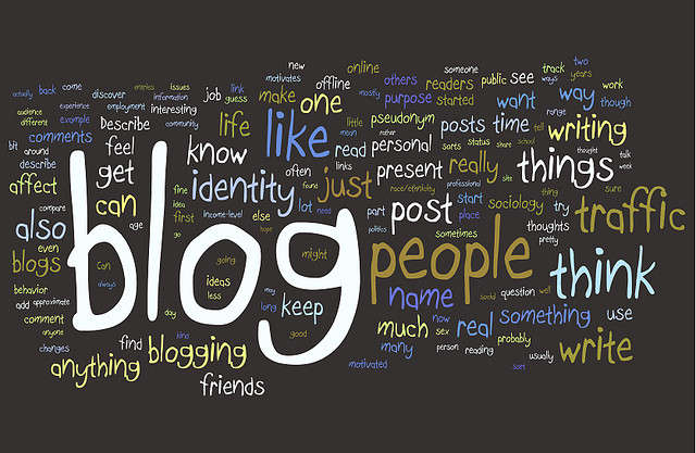 blogging and writing better