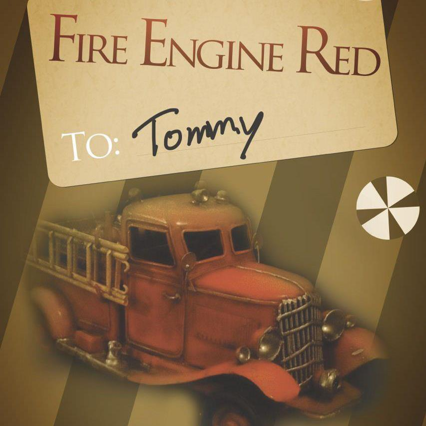 Fire Engine Red in 48 Hour Film Project