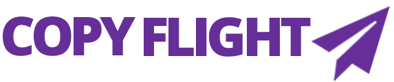 Copyflight Logo